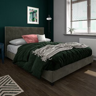 Bargain Cornell Upholstered Platform Bed by Trule Teen Reviews (2019) & Buyer's Guide