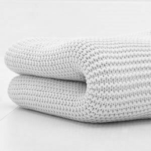 Babydecke   Kinderzimmer > Textilien für Kinder   Weiß   HoneyBee Nursery