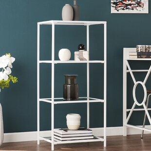 Great choice Orenstein 4-Tier Etagere Bookcase ByEbern Designs