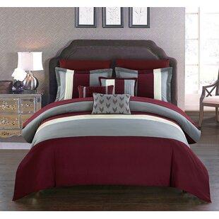 Hedges 10 Piece Comforter Set