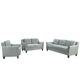 Knodara 3 Piece Living Room Set by Latitude Run®