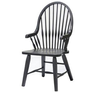 Teakwood Arm Chair by Chelsea Home