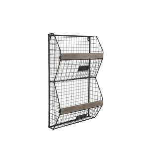 Livingston Magazine Rack By Williston Forge