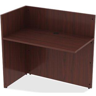 Lorell Essentials L-Shape Desk Office Suite