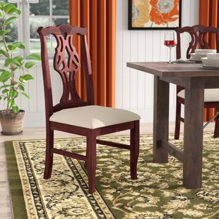 Jaylon Solid Wood Dining Chair..