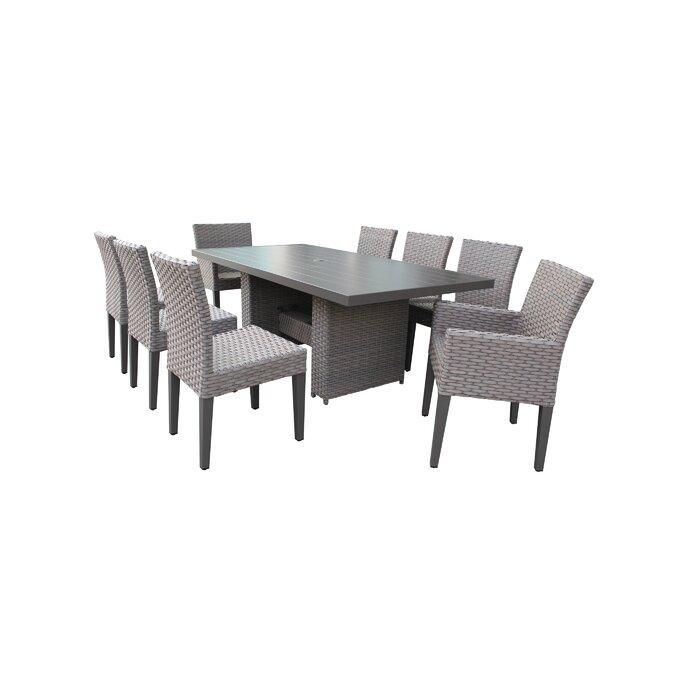 Terrific Kenwick 9 Piece Dining Set Cjindustries Chair Design For Home Cjindustriesco