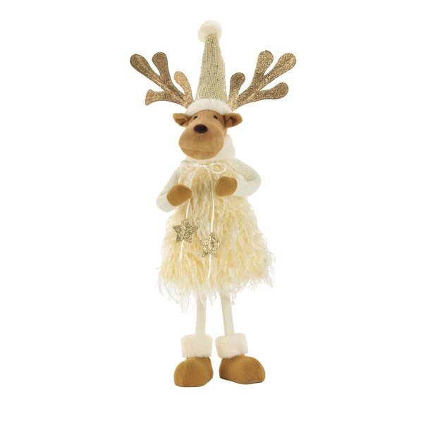 Fabric Reindeer Wayfair