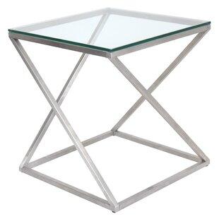 Lamarr 4Z End Table