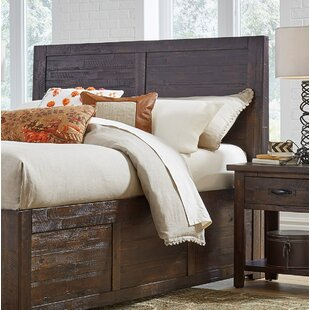 Redden King Panel Headboard by Loon Peak