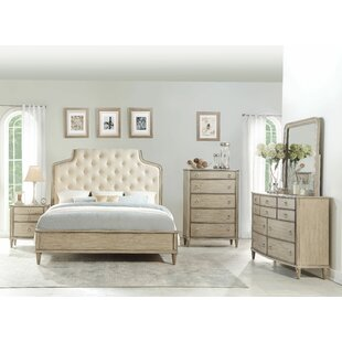 Elim Platform Configurable Bedroom Set by Rosdorf Park #1