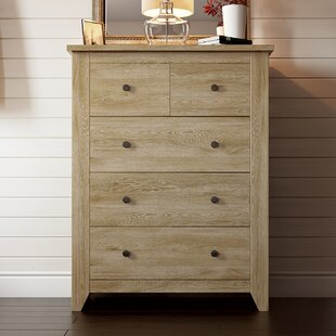 Throop 5 Drawer Chest By ClassicLiving
