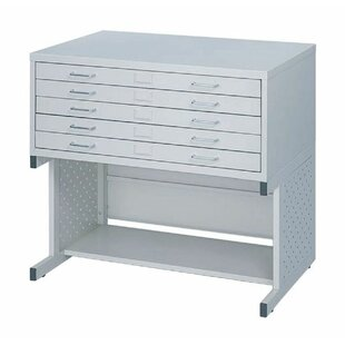 Facil High Base File Filing Cabinet by Safco Products Company