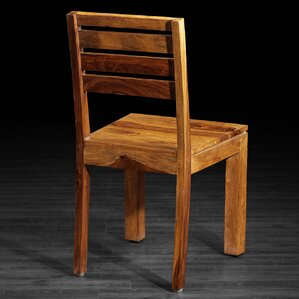 Basant Solid Wood Dining Chair by Artemano