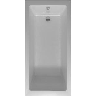 tub shower combo. Drop In Or Alcove 32  X 60 Soaking Bathtub Tub Shower Combo Wayfair