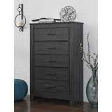 Talon 5 Drawer Chest by Wade Logan®