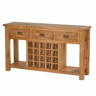 Bar With Wine Storage By Union Rustic