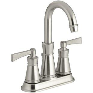 Big Save Archer Centerset Bathroom Sink Faucet ByKohler