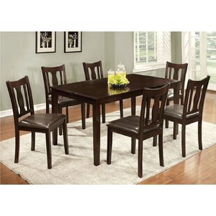 Delancey 7 Piece Extendable Dining Set Alcott Hill