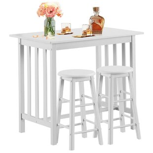 Why Best Wooden Importers 5 Piece Counter Height Pub Table Set Nice Price