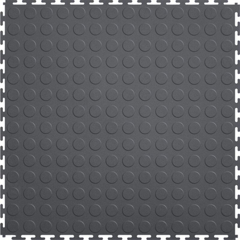 Mats Inc Protection Coin 21 X 21 Garage Flooring Tile In Gray Reviews Wayfair