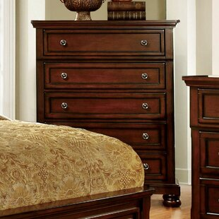 Darby Home Co Barossa 5 Drawer Lingerie Chest
