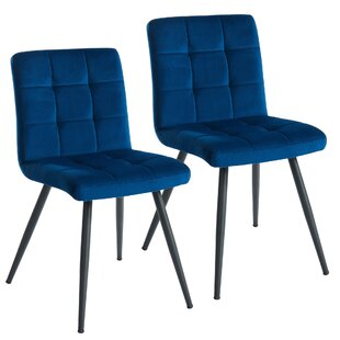 Teena Upholstered Dining Chair (Set of 2)..