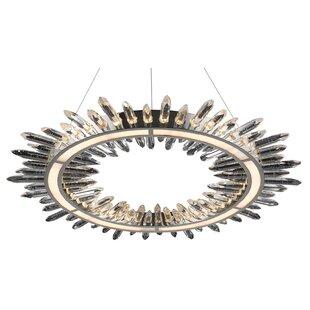 Everly Quinn Kohlmeier 1-Light LED Novelty Pendant