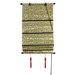 Design Shang Hai Tan Roman Shade