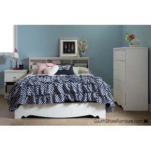 Order Crystal Mates Bed with 3 Drawers By South Shore
