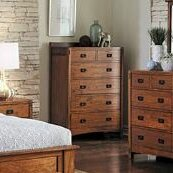 Loon Peak Castro 6 Drawer Chest