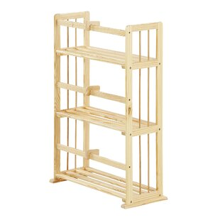Charnley Etagere Bookcase By Union Rustic