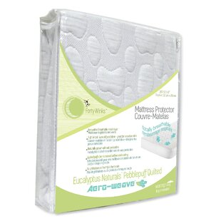 Pebble Puff Tencel Hypoallergenic Mattress Protector