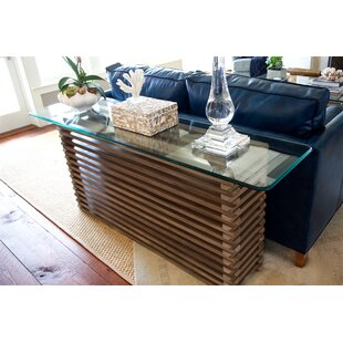The Whiskey Plank Stacked 2 Piece Coffee Table Set MacKenzie-Dow