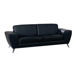 Alonso Leather Sofa