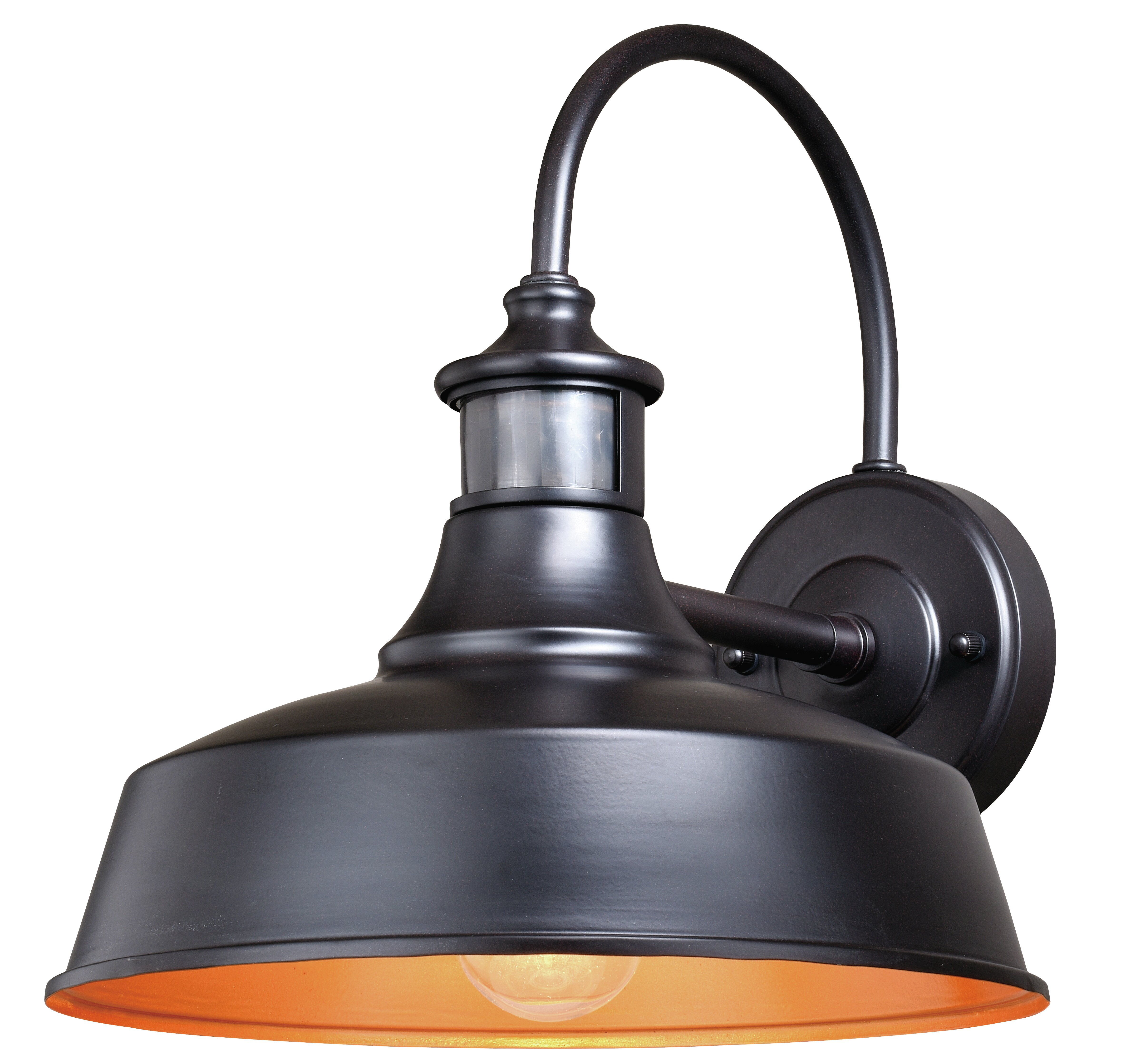 Gracie oaks ziebarth outdoor barn light with motion sensor reviews gracie oaks ziebarth outdoor barn light with motion sensor reviews wayfair aloadofball Image collections