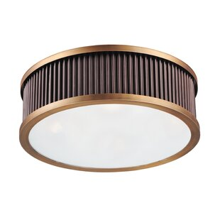 Mercer41 Langton 4-Light Flush Mount