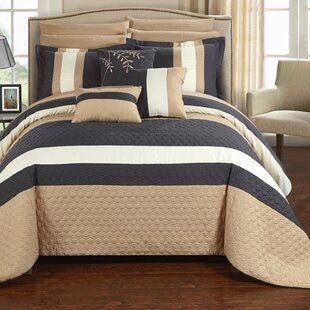 Pueblo 10 Piece Comforter Set by Chic Home
