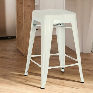 Sedona 23 Bar Stool with Cushion (Set of 2) by Novogratz