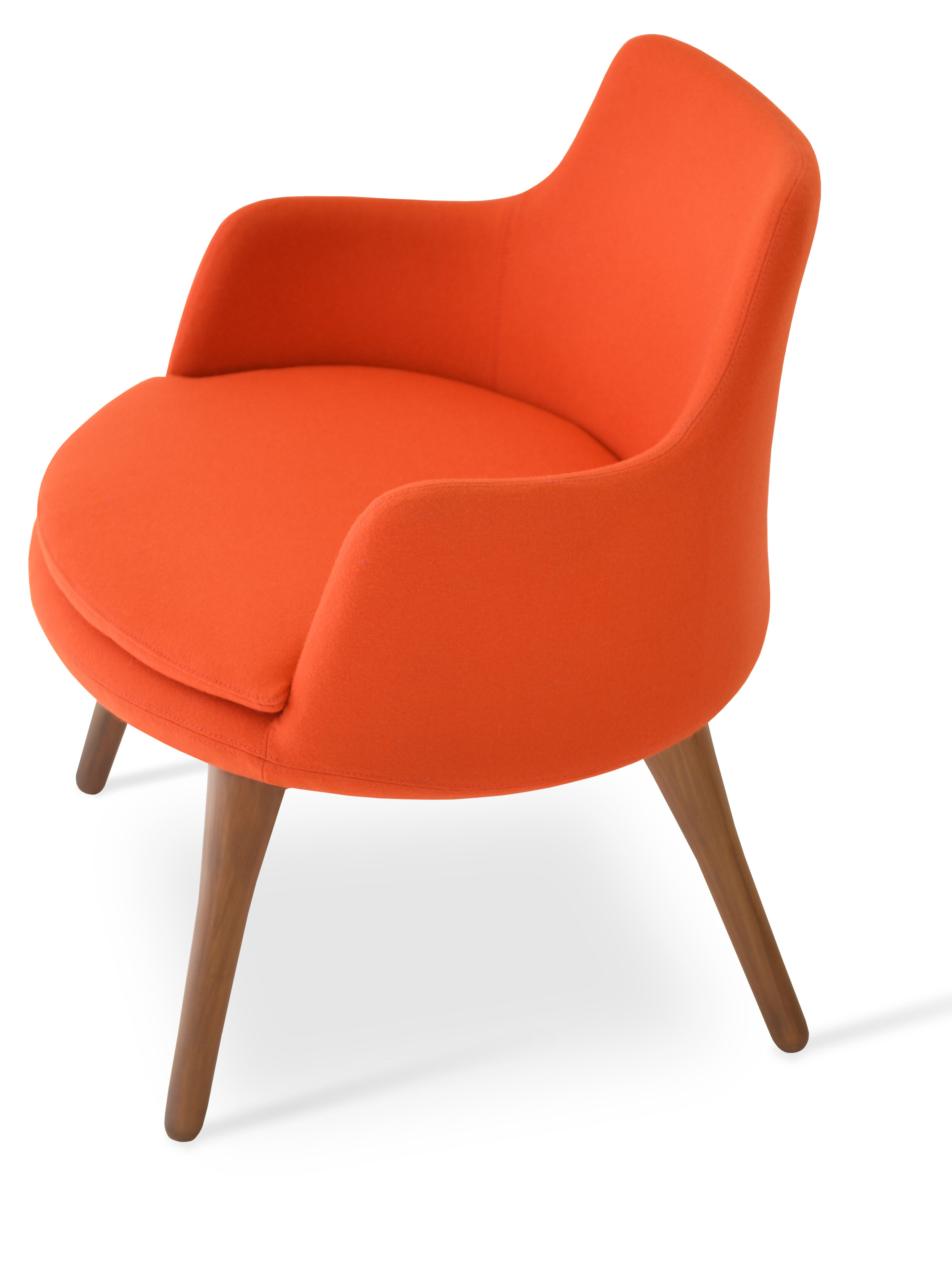 Orange Slipcovered Accent Chairs You Ll Love In 2021 Wayfair