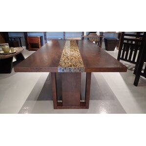 Elias Dining Table by Bloomsbury Market