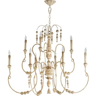 Paladino 9-Light Chandelie..