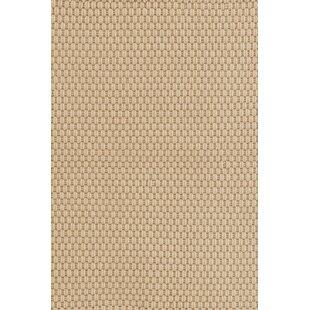 Rope Handwoven Indoor/Outdoor Brown Rug By Dash & Albert Europe