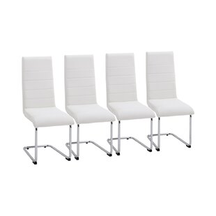 Jacquelynn Upholstered Dining Chair (Set Of 4) By Metro Lane