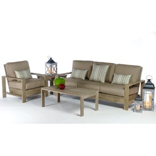 Rosecliff Heights Boykin Deep Seating Group with Cushions
