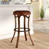 Rheingold 30 Swivel Bar Stool by Alcott Hill®