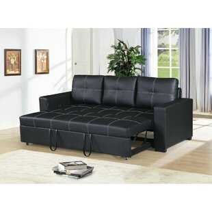 Shop Clauderson Convertible Sofa by Latitude Run
