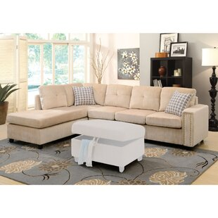 Red Barrel Studio Poduska Sectional