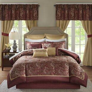 24 Piece Bedding Set Wayfair