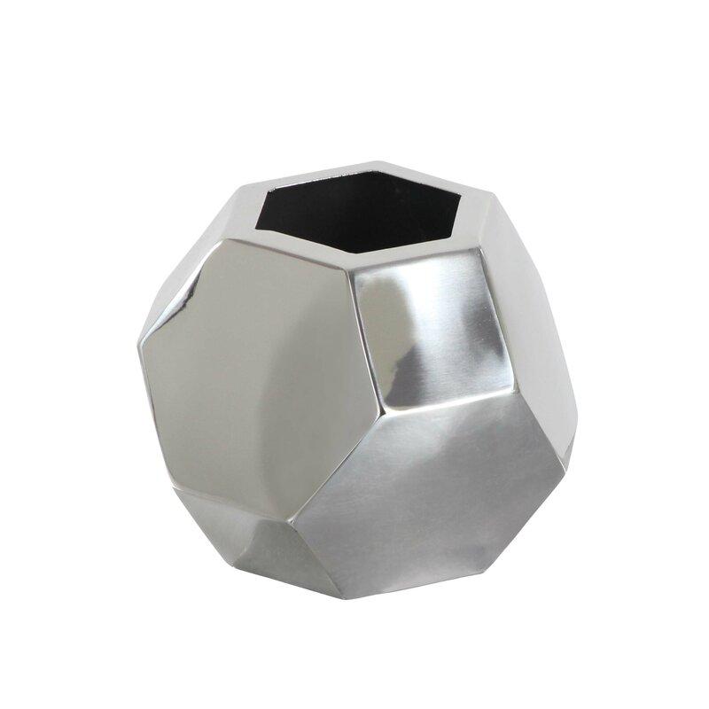 Stainless Steel Table Vase Allmodern
