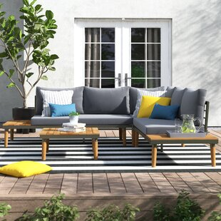 Withnell 5 Seater Sofa Set By Zipcode Design